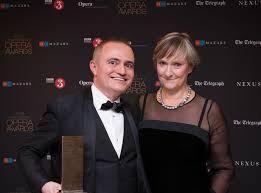 2018 The International Opera Awards - Joan Matabosch & Deborah Warner