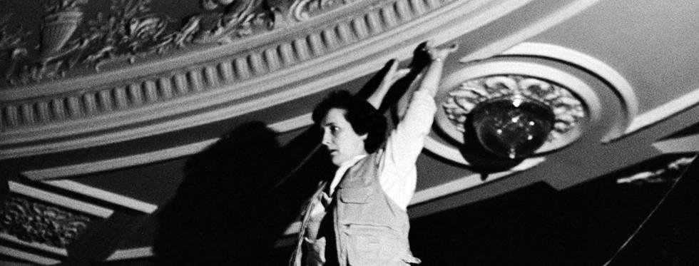 Fiona Shaw, Footfalls, Garrick Theatre