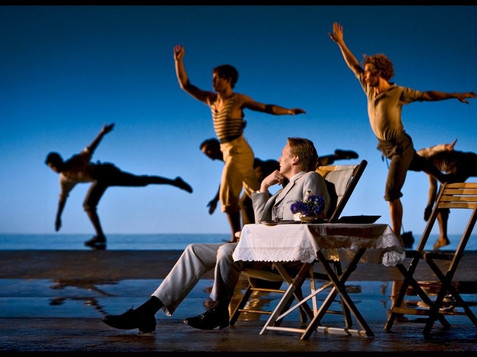 2009 DEATH IN VENICE, BRUSSELS