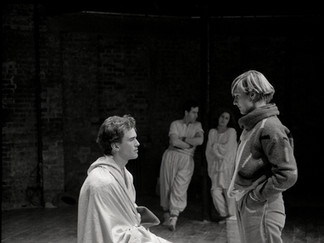 1986 - Douglas Hodge, Nicolas Jeune, Hilary Townley, Deborah Warner - Coriolanus, Kick Theatre