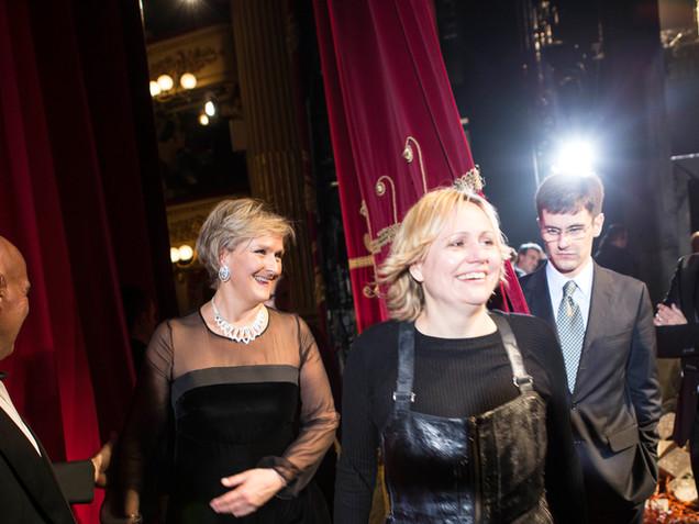 2014 Deborah Warner & Anja Kampe, La Scala