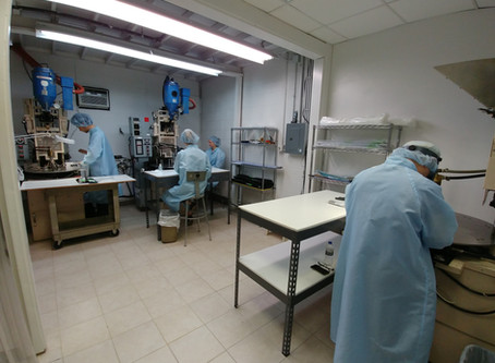 Cleanroom Injection Molding Made Simple