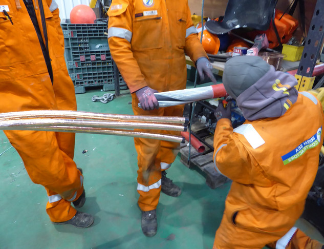 Irish Sea Contractors_Subsea Cable Joint
