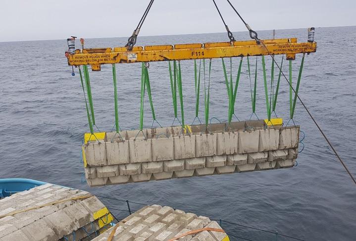 Irish Sea Contractors_Fibre Optic Cable