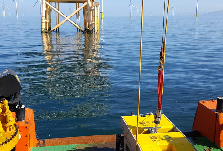 Irish Sea Contractors Offshore Energy Se
