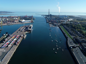 New contract win: diving services for Dublin Port
