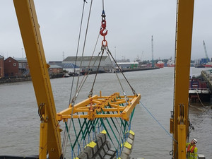 New Project Alert: Subsea Cable Installation Project in the UK and the Netherlands