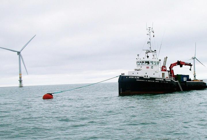 Irish Sea Contractors_Arklow Bank Windfa