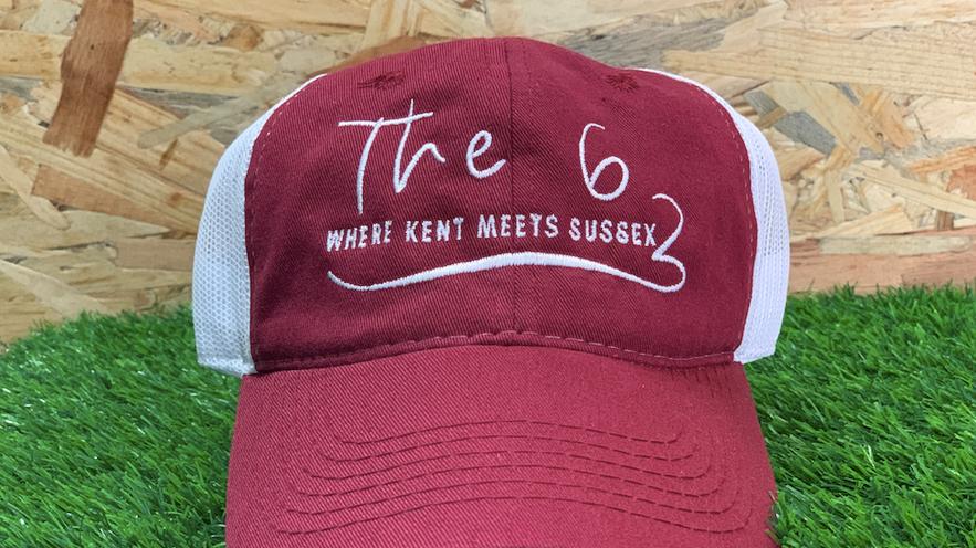 The 6_3 Mesh Hat