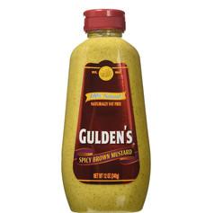 Gulden´s Spicy Brown Mustard