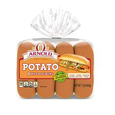 Arnold Country Potato Hot Dog Buns