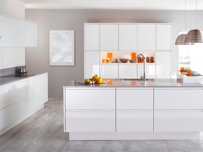 Deep Clean your Kitchen Cabinets