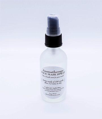 Aromatherapy Face Mask Spray  2oz