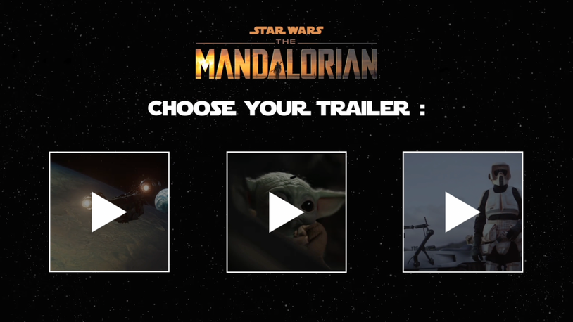 Star Wars Ad-Selector