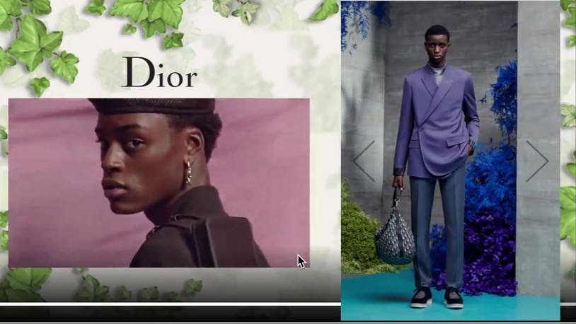 Dior's Carousel