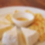 カマンベールチーズ&クラッカー