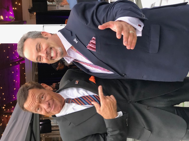 Joe Piscopo & Silvio Lelli