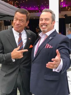 Joe Piscopo & Silvio Lelli