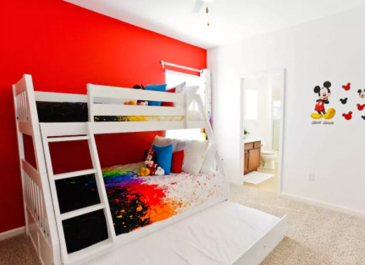 Tour Orlando Familias Casas