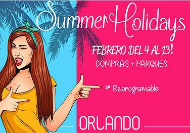 Viajes Grupales Orlando