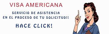 Tramite Visa Amercana