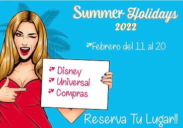 Viajes Grupales Disney