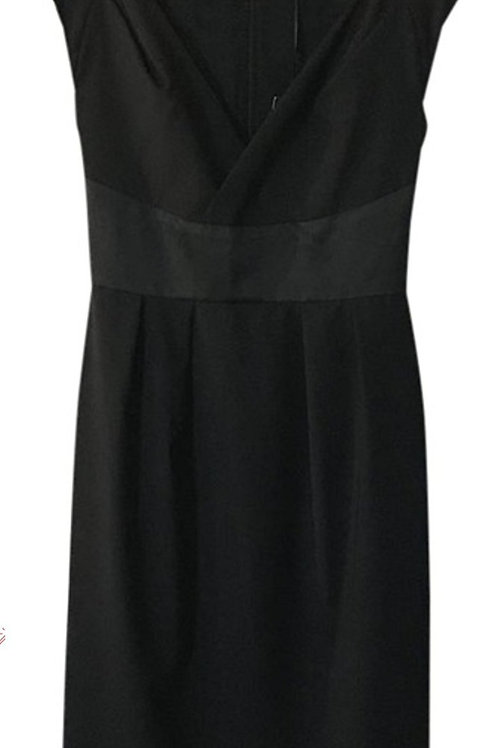 PAUL SMITH - Fitted Black Label Dress 40it (6us)