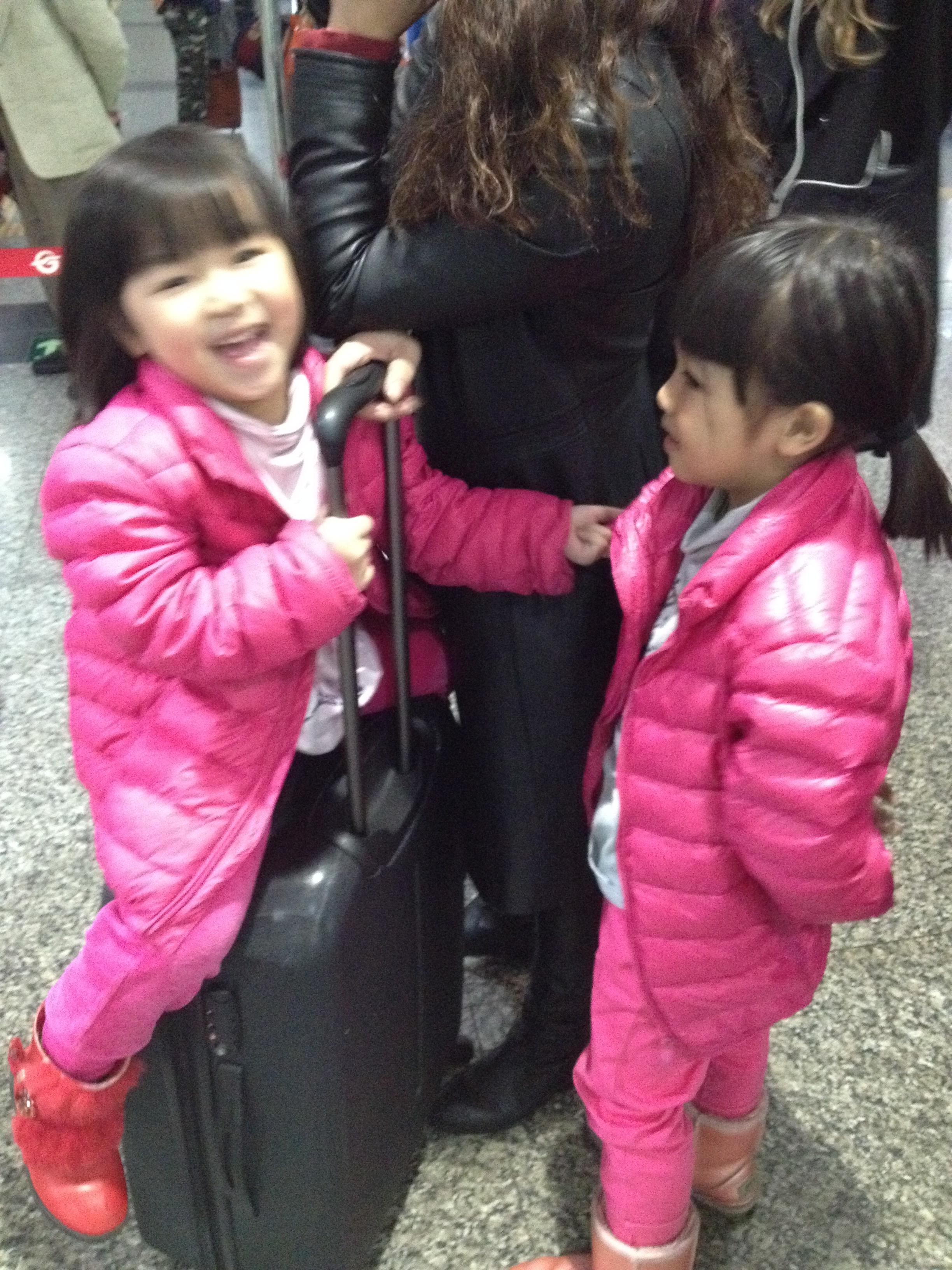 Cute Chinese kids