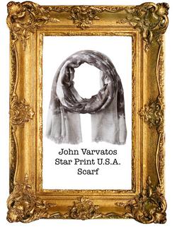 John V Scarf