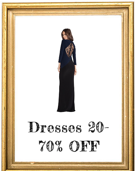 Dress sale 20% - 70% OFF