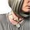 Thumbnail: ARTISAN - Sterling and Quartz heavy 4.9oz necklace