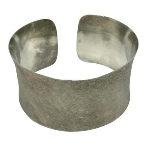 ARTISAN - Sterling Cuff Bracelet