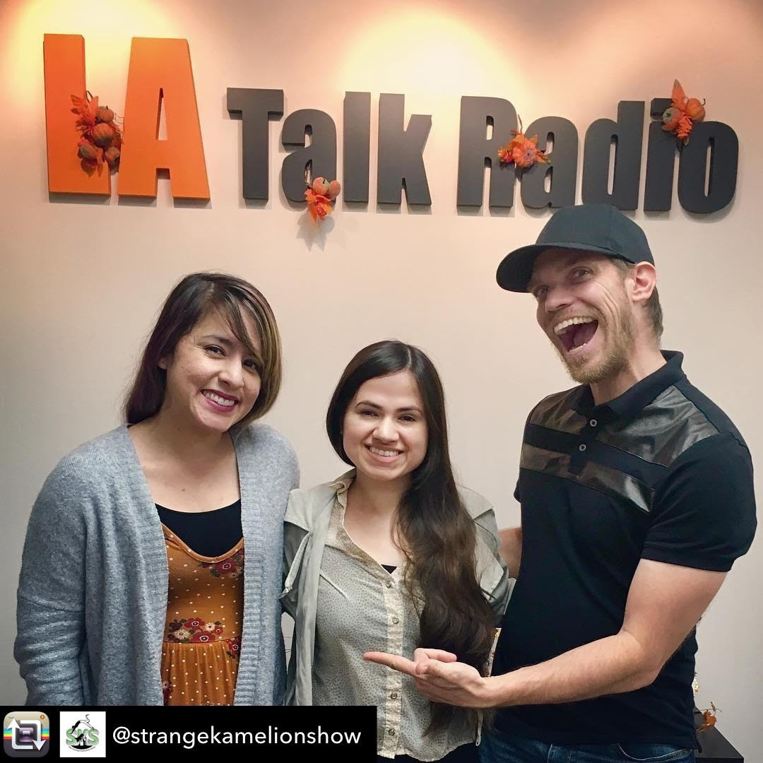 "LA Talk Radio: ""The Strange Kamelion Show"""