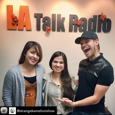 "LA Talk Radio: ""The Strange Kamelion Show"""