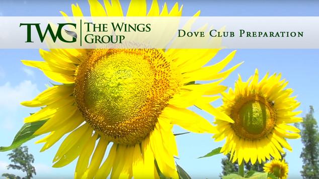 Dove Club Preparation