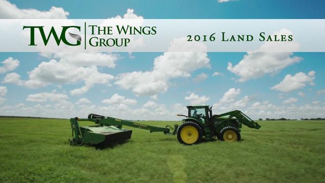 2016 Land Sales