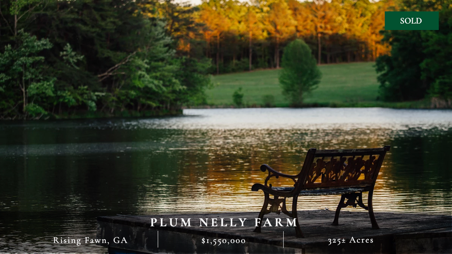 Gorgeous 325± acres on Lookout Mountain, 30 minutes to Chattanooga.  Fantastic water resources, 8± acre lake, 143± acres in pasture.  Great horse or cattle farm.  Recreationally diverse property.  Excellent location.  Two hours to Atlanta.