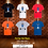 Thumbnail: RANGERS 55 - ALFREDO - SWEET CAROLINE T-SHIRT