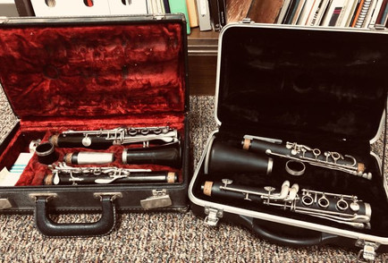 Wind Instrument Donations