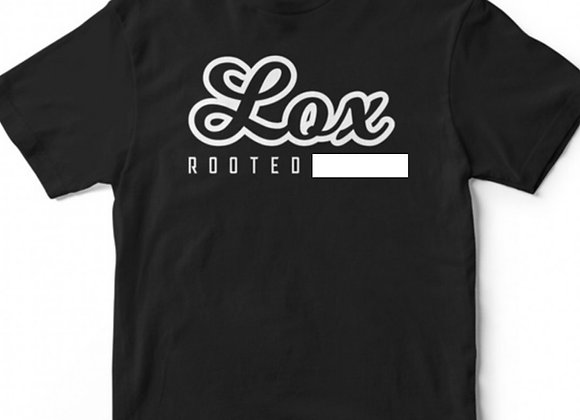 Lox rooted t-shirt