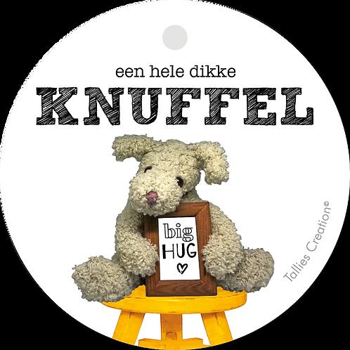 Dikke knuffel - Plant - set van 5 kaarten
