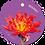 Thumbnail: Bedankt - Flowerpower - set van 5 kaarten