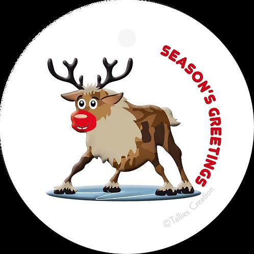 Seasons Greetings - Primo - set van 5 kaarten