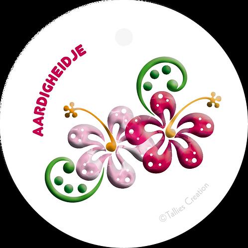 Aardigheidje - PrimoFiori - set van 5 kaarten