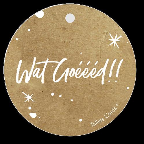 Wat goeeed!! - Kraft Look a Like - set van 5 kaarten