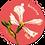 Thumbnail: Beterschap - Flowerpower - set van 5 kaarten