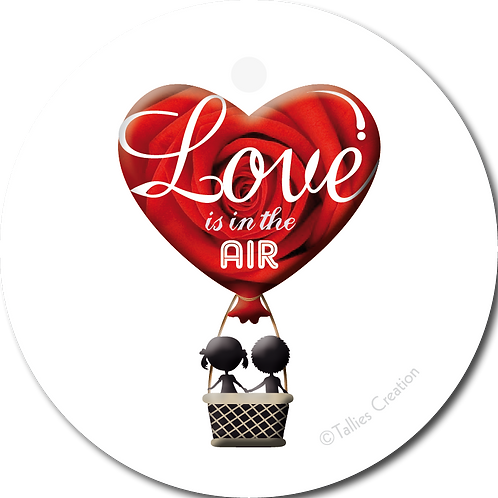 Love is in the air - Primo - set van 5 kaarten