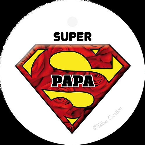 Super Papa - Primo - set van 5 kaarten
