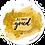 Thumbnail: Jij bent Goud - Aquarel - set van 5 kaarten