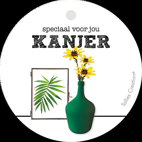 Speciaal voor jou Kanjer - Plant - set van 5 kaarten